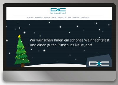 dc-international - Webdesign Andrea Zinecker