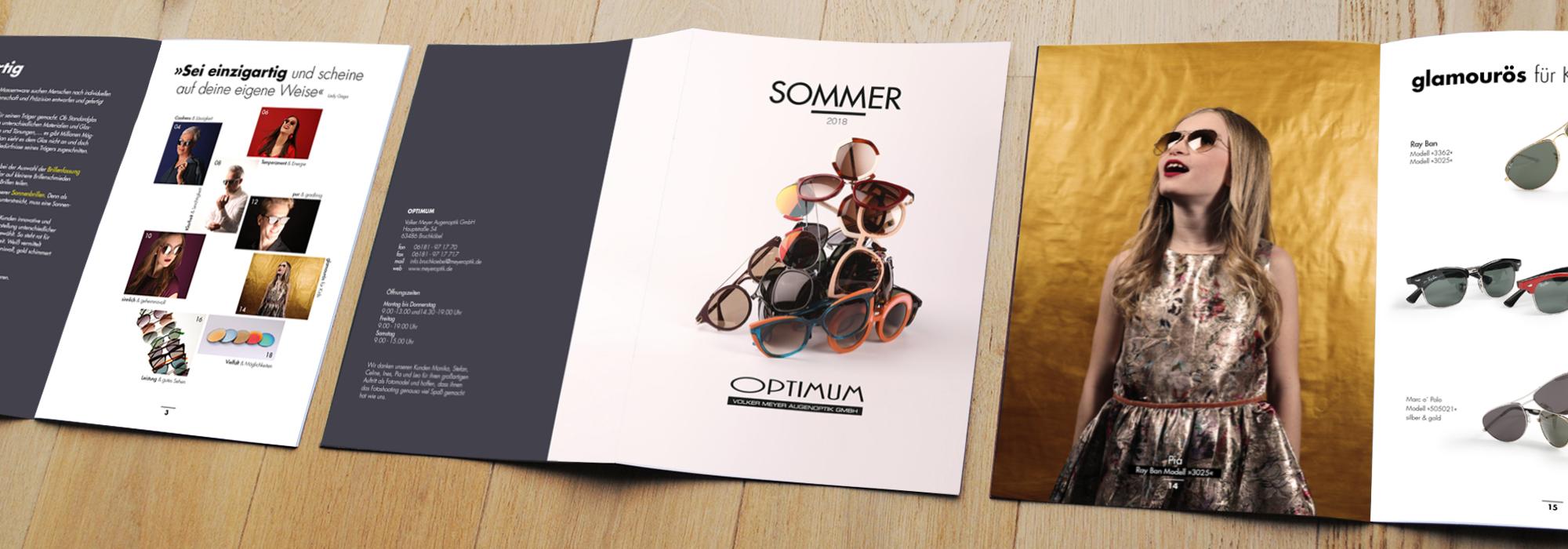 Optimum - Katalog für Volker Meyer Augenoptik