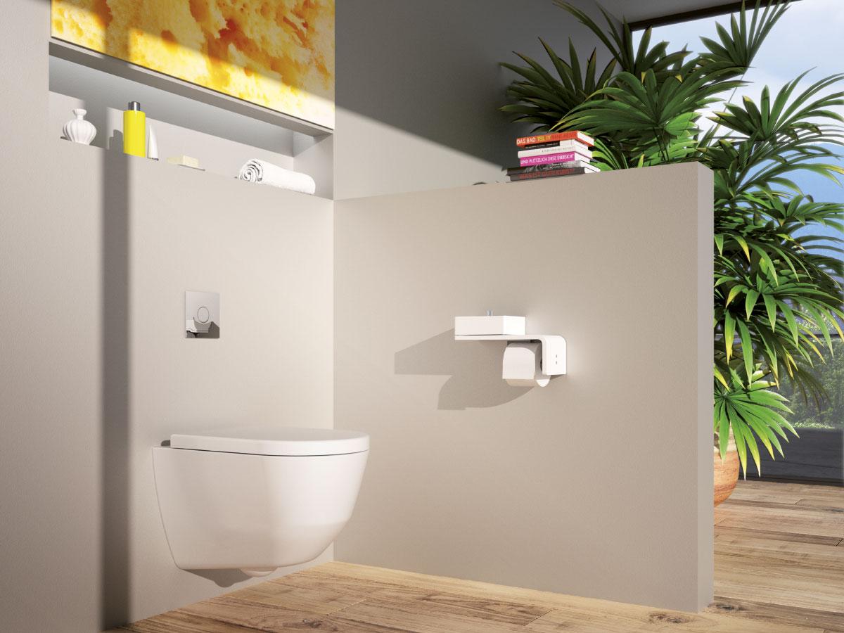 Produktdesign - Badezimmer Accessoires für giese MANUFAKTUR